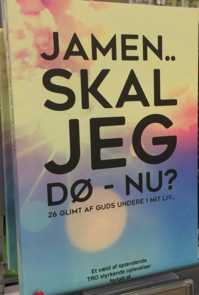 JAMEN SKAL JEG DØ - NU, Niels Peter Finne